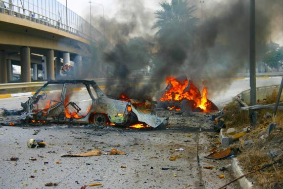 Si muore a Baghdad
