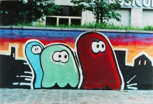 Murale di Pao