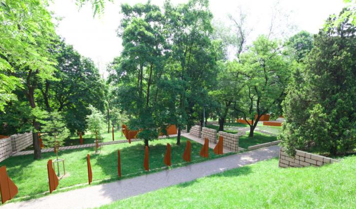 Parchi onemoreblog 3 0 - Progetto per giardino ...