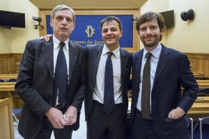 Civati Fassina Cuperlo