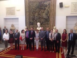 Rimpasto della giunta di Marino a Roma