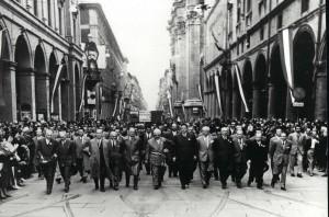 Liberazione di Bologna