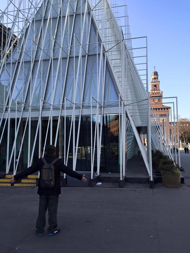 Porte di Expo a Piazza Cairoli