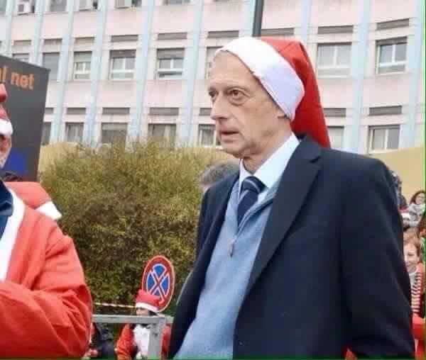 Piero Fassino a Natale