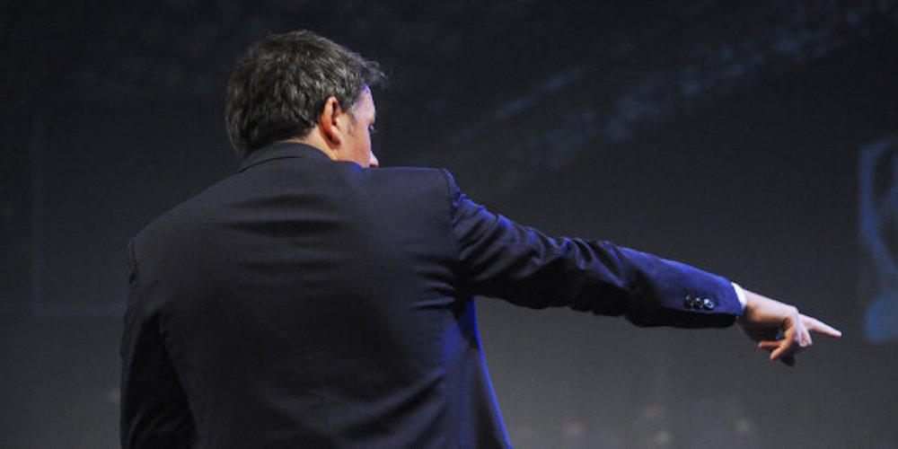 Matteo Renzi Leopolda 2017