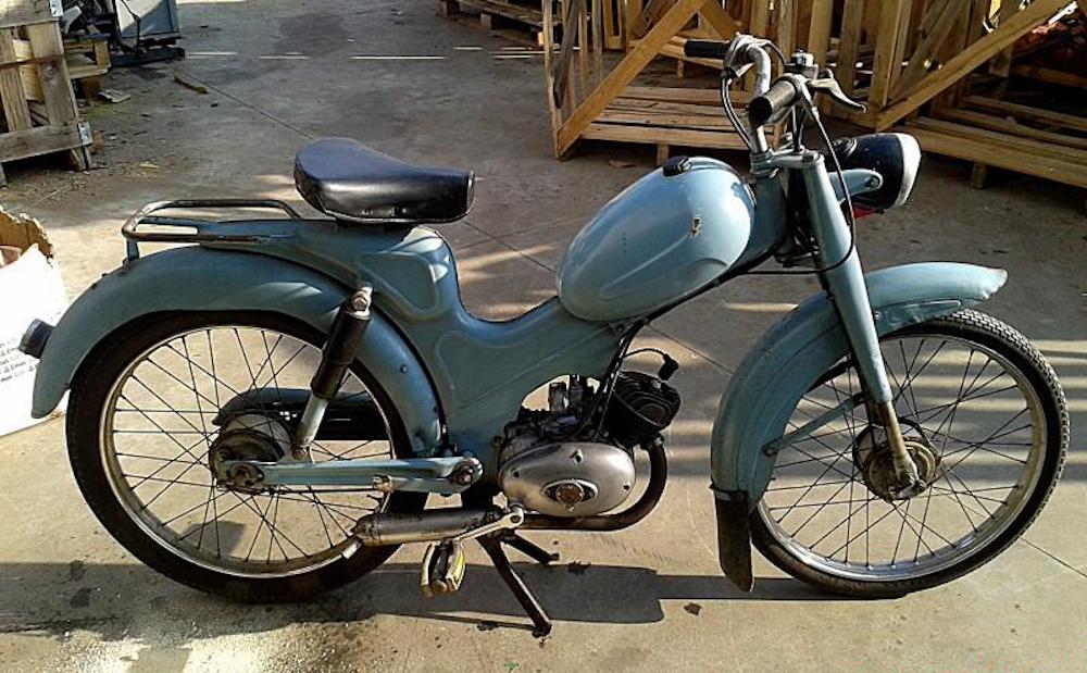 Bianchi 50 3 marce anni 50