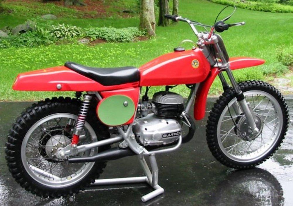 Bultaco Pursang 350