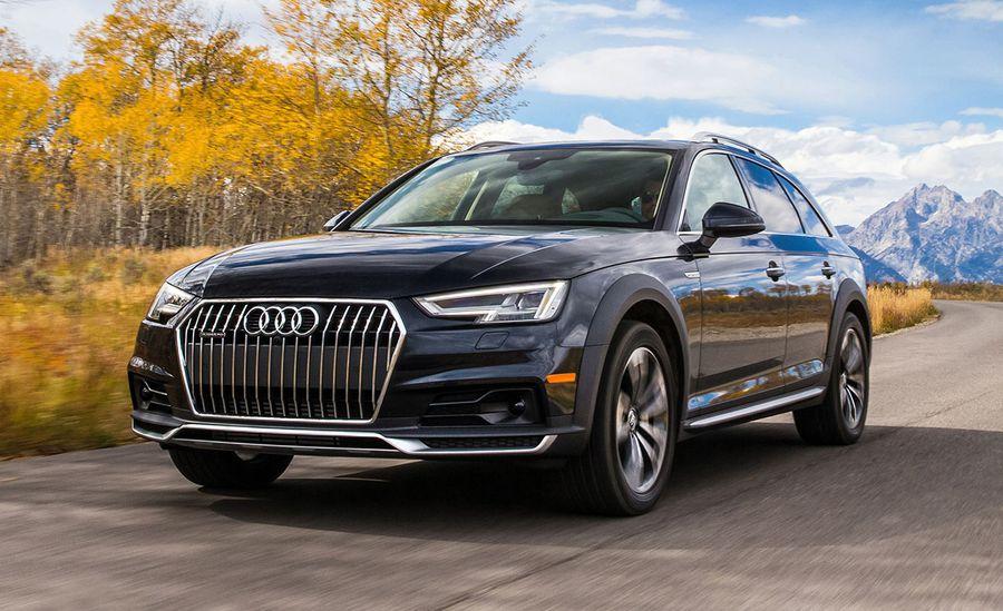 Audi Avant black