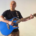 Alberto Biraghi with his Adamas Blue Boy
