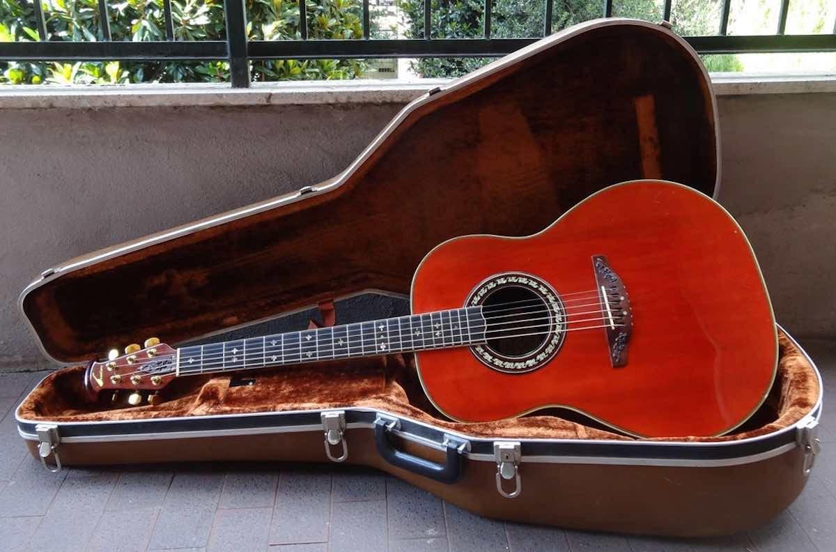 bd446f0462 Gone but not forgotten: sold Ovation guitars