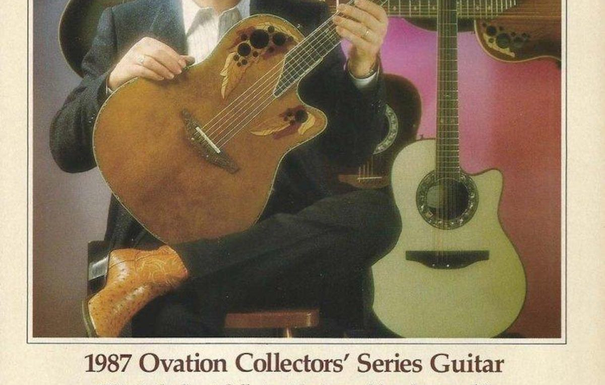 An article from the Kaman Ovation website