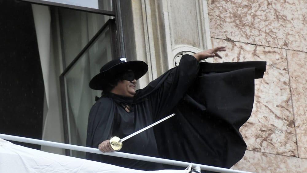 Zorro e Salvini: narrazioni tossiche sulle Europee 2019